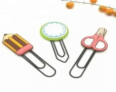 paperclip rubber